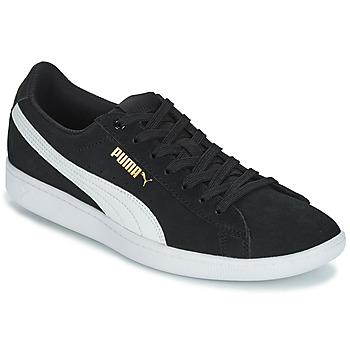kengät Naiset Matalavartiset tennarit Puma PUMA VIKKY WNS Black