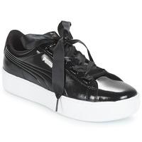 kengät Naiset Matalavartiset tennarit Puma VIKKYPFP RIB182 Black