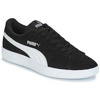 kengät Lapset Matalavartiset tennarit Puma SD V2 JR BOY182 Black