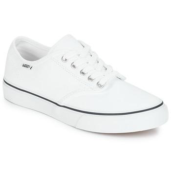 kengät Naiset Matalavartiset tennarit Vans WN CAMDEN 1 Valkoinen