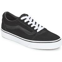kengät Naiset Herrainkengät Vans VWM WARD Black