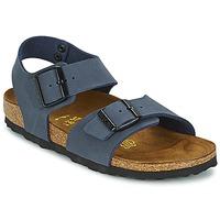 kengät Pojat Sandaalit ja avokkaat Birkenstock NEW YORK Laivastonsininen