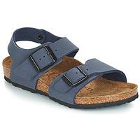 kengät Pojat Sandaalit ja avokkaat Birkenstock NEW YORK Blue