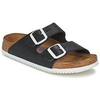 kengät Miehet Sandaalit Birkenstock ARIZONA SL Black