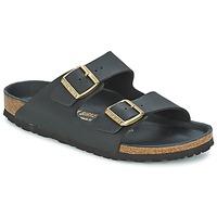 kengät Naiset Sandaalit Birkenstock ARIZONA Black / Dore