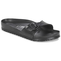 kengät Miehet Sandaalit Birkenstock MADRID EVA Musta