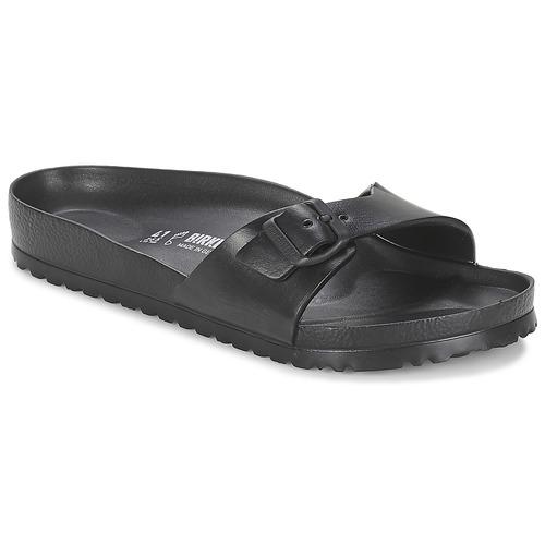kengät Miehet Sandaalit Birkenstock MADRID EVA Black