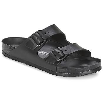kengät Miehet Sandaalit Birkenstock ARIZONA EVA Musta