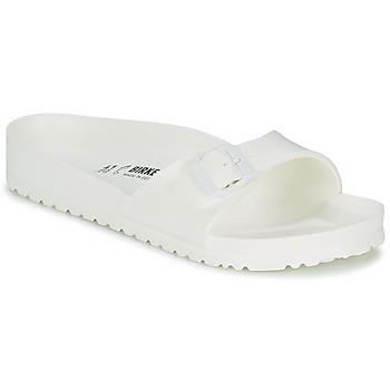 kengät Miehet Sandaalit Birkenstock MADRID EVA Valkoinen