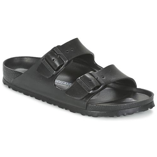kengät Naiset Sandaalit Birkenstock ARIZONA EVA Black