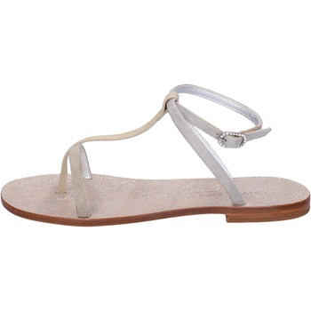 kengät Naiset Sandaalit ja avokkaat Eddy Daniele sandali beige camoscio aw296 Beige