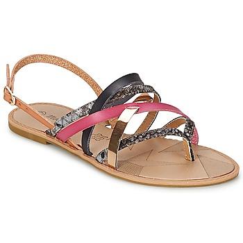 kengät Naiset Sandaalit ja avokkaat Moony Mood MADIROVILA FUKSIA