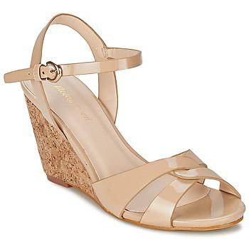 kengät Naiset Sandaalit ja avokkaat Moony Mood MAINTIRANA BEIGE