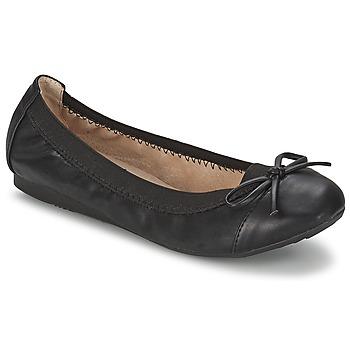 kengät Naiset Balleriinat Moony Mood BOLALA Black