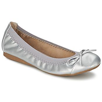 kengät Naiset Balleriinat Moony Mood BOLALA Argenté