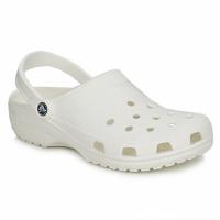 kengät Puukengät Crocs CLASSIC White