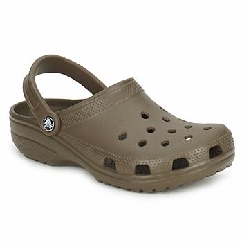 kengät Puukengät Crocs CLASSIC CAYMAN Chocolat
