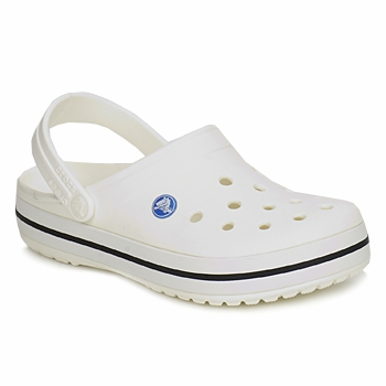 kengät Puukengät Crocs CROCBAND White