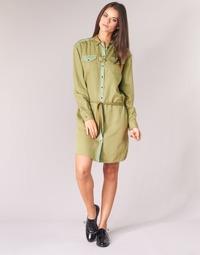 vaatteet Naiset Lyhyt mekko Scotch & Soda JULIENAS Green