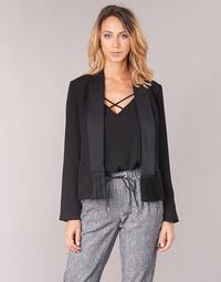 vaatteet Naiset Takit / Bleiserit Scotch & Soda BOUKOUM Black