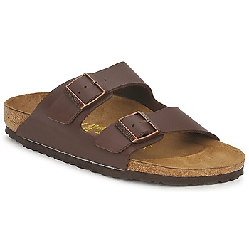 kengät Miehet Sandaalit Birkenstock ARIZONA Ruskea