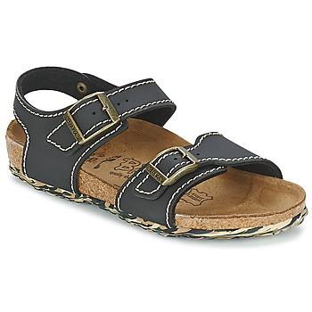 kengät Tytöt Sandaalit ja avokkaat Birki's NEW YORK Musta