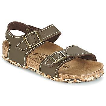 kengät Tytöt Sandaalit ja avokkaat Birki's NEW YORK Ruskea