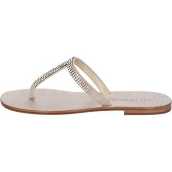 kengät Naiset Sandaalit ja avokkaat Eddy Daniele sandali beige camoscio swarovski aw15 Beige