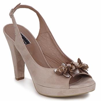 kengät Naiset Sandaalit ja avokkaat Vic CALIPSO DRAL BEIGE