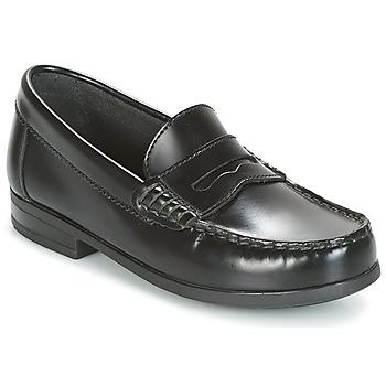 kengät Lapset Mokkasiinit Start Rite PENNY 2 Musta