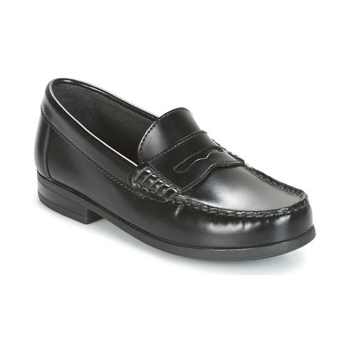 kengät Lapset Mokkasiinit Start Rite PENNY 2 Black