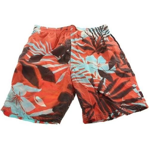 vaatteet Miehet Shortsit / Bermuda-shortsit Zagano Spodenki kąpielowe  2216-208 red