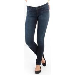 vaatteet Naiset Skinny-farkut Wrangler Jeans   Courtney blue shelter W23SU466N blue