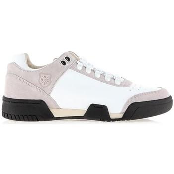 kengät Miehet Matalavartiset tennarit K-Swiss Gstaad Neu Lux 03766-128 white