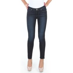 vaatteet Naiset Skinny-farkut Lee Spodnie  Scarlett L526SWWO blue