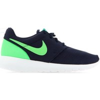 kengät Matalavartiset tennarit Nike Roshe One GS 599728-413 black