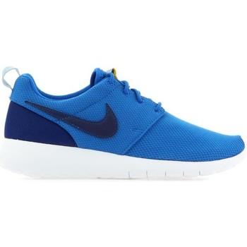 kengät Matalavartiset tennarit Nike Roshe One GS 599728-417 blue