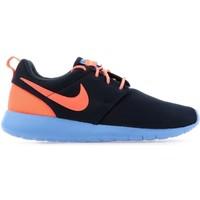 kengät Naiset Matalavartiset tennarit Nike Roshe One GS 599729-408 blue