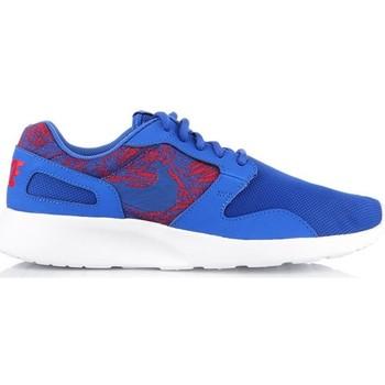 kengät Miehet Matalavartiset tennarit Nike Mens  Kaishi Print 705450-446 blue