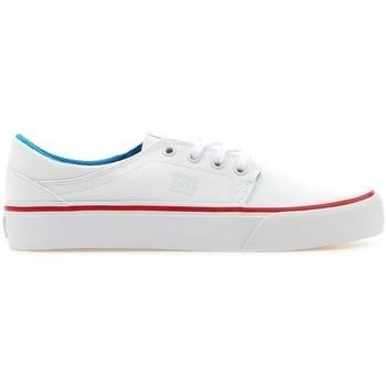 kengät Naiset Matalavartiset tennarit DC Shoes DC Trease TX ADJS300078-WUR white