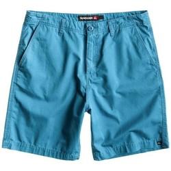 vaatteet Miehet Shortsit / Bermuda-shortsit Quiksilver AQYWS00119-BPC0 blue