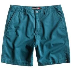 vaatteet Miehet Shortsit / Bermuda-shortsit Quiksilver AQYWS00119-BRQ0 blue