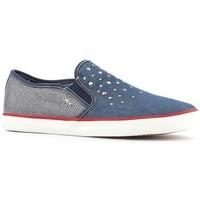 kengät Naiset Tennarit Geox Wmns  J Kiwi G.D  J62D5D-0ZDAS-C4001 blue