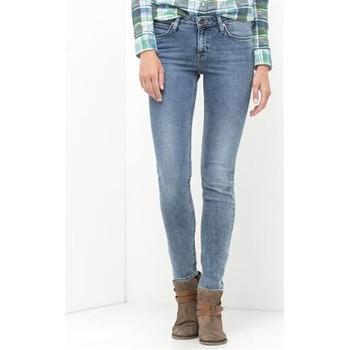 vaatteet Naiset Skinny-farkut Lee Scarlett Skinny L526WMUX blue