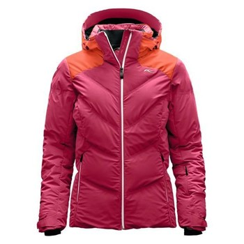 vaatteet Naiset Toppatakki Kjus Kurtka  Ladies Snow Down LS15-709 30518 pink