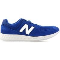 kengät Miehet Matalavartiset tennarit New Balance MFL574FE blue