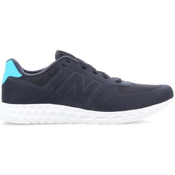 kengät Miehet Matalavartiset tennarit New Balance Mode De Vie MFL574NB black