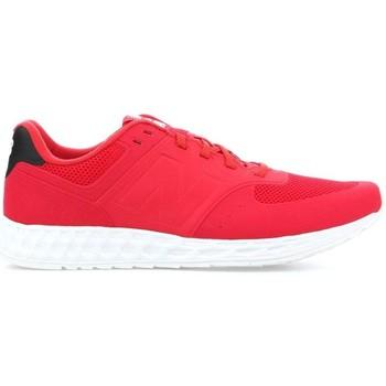 kengät Miehet Matalavartiset tennarit New Balance Mode De Vie MFL574RB red