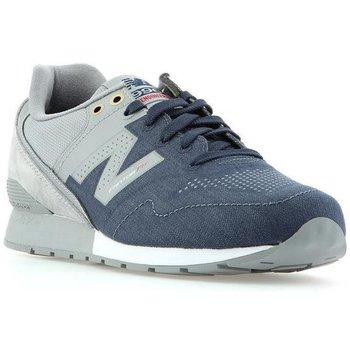kengät Miehet Matalavartiset tennarit New Balance MRL996FT grey
