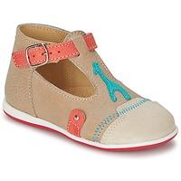 kengät Lapset Sandaalit ja avokkaat Citrouille et Compagnie GALENE BEIGE / TAUPE